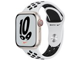Apple Watch Nike Series 7 GPS+Cellularモデル 41mm スポーツバンド