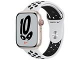 Apple Watch Nike Series 7 GPS+Cellularモデル 45mm スポーツバンド