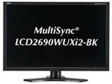 MultiSync LCD2690WUXi2-BK [25.5インチ] 製品画像