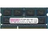 CENTURY MICRO CD2G-SOD3U1066M (SODIMM DDR3 PC3-8500 2GB Mac)