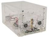 ACRYLIC mini-ITX-CL 製品画像