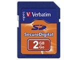 Verbatim SDST2GVB (2GB) 製品画像
