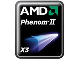 Phenom II X3 720 Black Edition BOX 製品画像