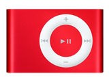 iPod shuffle (PRODUCT) RED 1GB MB817J/A 製品画像