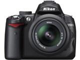 D5000 レンズキット 製品画像