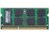 バッファロー D3N1066-4G (SODIMM DDR3 PC3-8500 4GB)