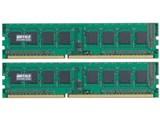 バッファロー D3U1066-4GX2 (DDR3 PC3-8500 4GB 2枚組)