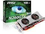 N260GTX Twin Frozr (PCIExp 896MB)