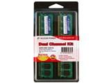 SP004GBLRU800S22 (DDR2 PC2-6400 2GB 2枚組) 製品画像
