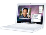 MacBook 2130/13.3 ホワイト MC240J/A 製品画像