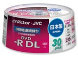 VD-R215CS30 (DVD-R DL 8倍速 30枚組)