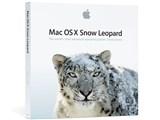 Mac OS X 10.6 Snow Leopard MC223J/A 製品画像