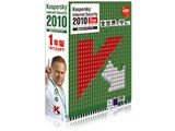 Kaspersky Internet Security 2010 1年版 製品画像