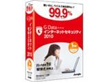 G Data インターネットセキュリティ 2010 1年版/1台用 製品画像