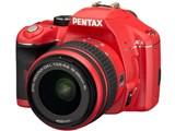 PENTAX K-x ダブルズームキット 製品画像