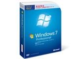 Windows 7 Professional アップグレード版 Windows 7 発売記念優待パッケージ 製品画像