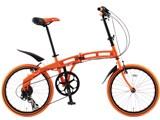 DOPPELGANGER 212 tangerine 製品画像