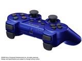 ワイヤレスコントローラ(DUALSHOCK 3) メタリック・ブルー CECH-ZC2JMB 製品画像