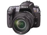 α550 DSLR-A550H 高倍率ズームレンズキット 製品画像