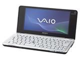 VAIO Pシリーズ VGN-P92KS 製品画像