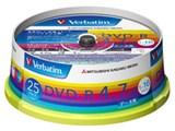 Verbatim DHR47JP25V1 (DVD-R 16倍速 25枚組) 製品画像