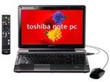 dynabook Qosmio V65/86L PQV6586LRT 製品画像