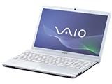 VAIO Eシリーズ VPCEB18FJ/W 製品画像