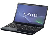 VAIO Eシリーズ VPCEB18FJ/B 製品画像