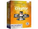 Roxio Creator 2010 ブルーレイディスク オーサリング&再生プラグイン同梱版 製品画像