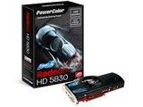 PowerColor PCS+ HD5830 1GB GDDR5 (PCIExp 1GB)