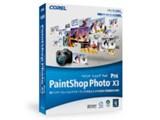 PaintShop Photo Pro X3 製品画像