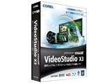 VideoStudio Ultimate X3 製品画像