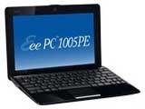 Eee PC 1005PE-160G (ブラック) 製品画像