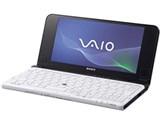 VAIO Pシリーズ VPCP119KJ/W 製品画像