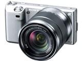 α NEX-5K ズームレンズキット 製品画像