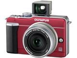 オリンパス・ペン Lite E-PL1 パンケーキキット 製品画像