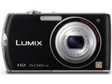 LUMIX DMC-FX70-K [エスプリブラック] 製品画像