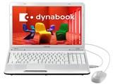 dynabook EX/66MWH PAEX66MRFWH [リュクスホワイト] 製品画像