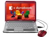 dynabook MX/36MRD PAMX36MNTRD [アイアンレッド]