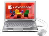 dynabook MX/34MWH PAMX34MNTWH [リュクスホワイト]