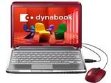 dynabook MX/34MRD PAMX34MNTRD [アイアンレッド]