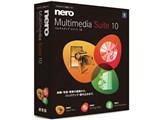 Nero Multimedia Suite 10 通常版 製品画像
