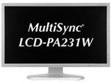 MultiSync LCD-PA231W [23インチ] 製品画像