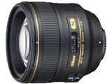 AF-S NIKKOR 85mm f/1.4G 製品画像