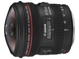 EF8-15mm F4L フィッシュアイ USM 製品画像