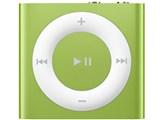 iPod shuffle MC750J/A [2GB グリーン]
