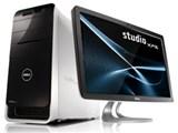 Studio XPS 8100 モニタセットパッケージ 製品画像