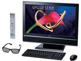 VALUESTAR W VW970/CS PC-VW970CS 製品画像