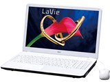 LaVie S LS350/CS6W PC-LS350CS6W [スノーホワイト]