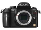 LUMIX DMC-GH2-K ボディ [ブラック] 製品画像